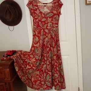 Chaps Summer Dress